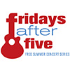 Fridays After Five Concert Event in Charlottesville Va